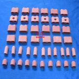 Tonerde-keramische Raupen für Auflage-Heizung (Druckentlastung blockierenheatermat Raupen)