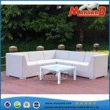 Muebles de jardín moderno Tela sofá de la sala