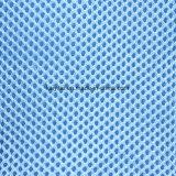 Tela a prueba de calor del Knit de la deformación de la tela de acoplamiento del aire del poliester