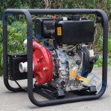 4 Zoll Luft abgekühlte Dieselhochdruckwasser-Pumpen-
