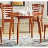 Cadeira de jantar de madeira contínua moderna para o café (HW-211C)