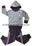 Vestito di Hoody del velluto per il bambino con la perforazione calda