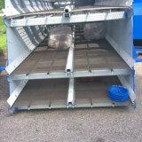 Stahl gesponnenes gewölbtes Ineinander greifen des Stahlmetall45# für die Zerkleinerungsmaschine, die Ineinander greifen siebt