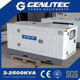 携帯用無声12kw/15kVA中国Xichai FAWのディーゼル発電機