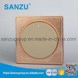 Interruptor de la pared de la luz del amortiguador de la cuadrilla del estilo 1 del mosaico