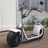 off-Road Vette Autoped 1000W 60V Harley van de Mobiliteit van de Band Elektrische