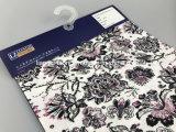 Tessuto di stampa del popeline di cotone per Shirting-Lz8593