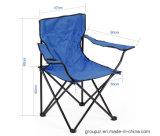 Kampierender Stuhl-im Freienfreizeit-Strand