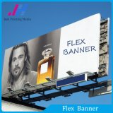 Impresión Digital brillante Frontlit PVC bandera de la flexión (440GSM)
