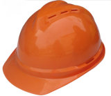 V capacete de segurança modelo, chapéu duro da segurança, construção Helemt do capacete do Ce En397