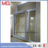 Volta Windows Guangzhou da inclinação da alta qualidade UPVC