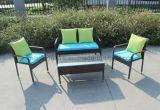 AluminiumCoffee Table mit Chair Patio-Garten Furniture