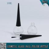 Бутылка изготовленный на заказ маникюра круглой формы 10ml стеклянная