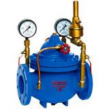 Válvula de equilíbrio de bypass de pressão diferencial 800X