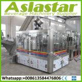 máquina de enchimento automática engarrafada vidro dos refrescos 3000bph produzindo a linha