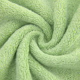 Fabrication en Chine 100% coton Custom White Hotel Serviettes de bain