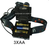 Träger-Fokus justierbarer 5W CREE LED Scheinwerfer (HL-1060)