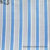 Il filato 100% del popeline di cotone ha tinto il tessuto per il vestito Rlsc40-16 dalle camice