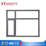 Fenêtre en aluminium à cadre en aluminium personnalisé