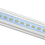 Bianco bianco dell'indicatore luminoso di lampadina della lampada da parete della lampada 900mm AC165-265V LED Tubetes 12W LED dell'indicatore luminoso T5 Lampada del tubo di T5 LED T5/freddo caldo fluorescente