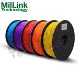 3D 인쇄 기계 아BS 필라멘트 1.75mm