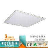 100lm/W 600*600mm 40W LED Panellight