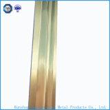 El trabajar a máquina de la alta precisión de la tira de cobre irregular