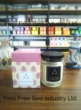 Commercio all'ingrosso e candela Handmade pura della cera della soia di 100%