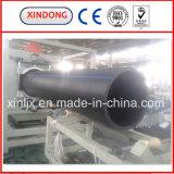 Extrusora de parafuso simples PE HDPE PP linha de produção de extrusão de tubos
