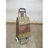 2 Wheel Store Shopping Luggage Smart Metal Supermarket Trolley Cart