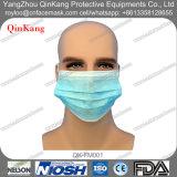 Устранимый медицинский Non сплетенный лицевой щиток гермошлема Earloop процедуры