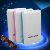 지능적인 전화 힘 은행 6000mAh를 위한 Powerbank