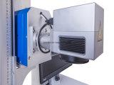 CO2 Laser-Markierungs-Maschine für Plastikflasche