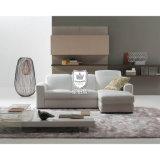 Base de sofá de la esquina de la sala de estar de la manera con almacenaje