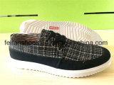 Los últimos zapatos de la inyección de los hombres con los zapatos ocasionales de la PU (FFYJ1223-08)