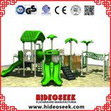 En1176 de Standaard Openlucht Plastic Apparatuur van de Speelplaats voor School