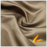 água de 75D 270t & do Sportswear tela 100% preta tecida do filamento do fio do poliéster do jacquard da manta para baixo revestimento ao ar livre Vento-Resistente (FJ012H)