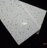 Tegular端、さまざまな厚さが付いているミネラル天井のボード