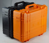 중국 제조자 거품을%s 가진 방수 플라스틱 공구 상자 연장통