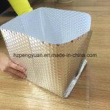 Metallische Zauber-Luftblasen-Werbungen aufgefüllter Versandumschlag-Beutel