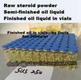 최상 주사 가능한 스테로이드 분말 SU 250 작은 유리병 테스토스테론 Sustanon 250