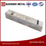 Fabrication de tôlerie Pièces de machines Production de métal Qualité orientée et prix compétitif