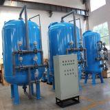 Автоматическая фильтрация песка кварца мультимедиа Backwash для водоочистки