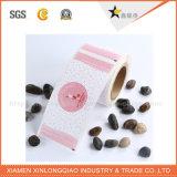 Kundenspezifischer Drucker-Papier-empfindliches Kennsatz-Kennsatz-Drucken-selbstklebender Aufkleber