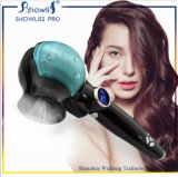 Hair Styler Electroplate Button Hair Curling Machine