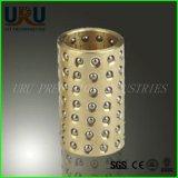 Fermo della gabbia del rullo della sfera della boccola del cuscinetto 19*50*3mm