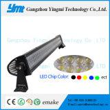 최고 밝은 고품질 240W 크리 사람 LED 일 표시등 막대