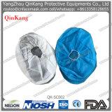 Couverture antidérapante remplaçable de chaussure de configuration de POINT de fourniture médicale