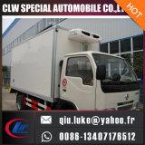 De Vrachtwagen van de Ijskast van Dongfeng 4X2 5t/de Vrachtwagen van de Doos van de Ijskast