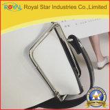 백색 단 하나 형식 어깨에 매는 가방 PU 여자 핸드백